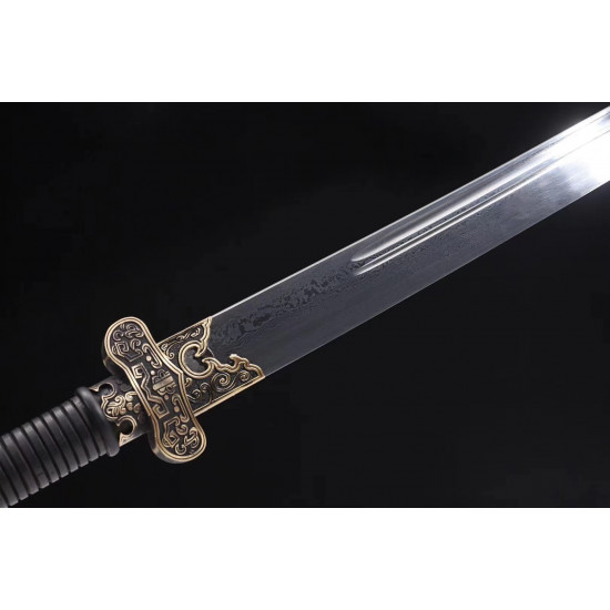 Chinese sword /Black gold ancient sword